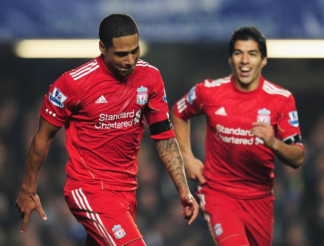 Glen Johnson: helping people win highly unlikely bets since 2011 (Getty)