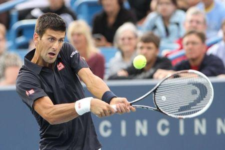 Tennis: Western and Southern Open-Djokovic vs Simon