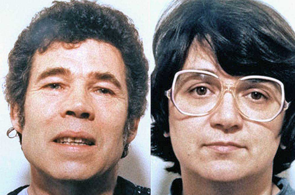 <em>Fred and Rose West killed children as young as 12 (Rex)</em>