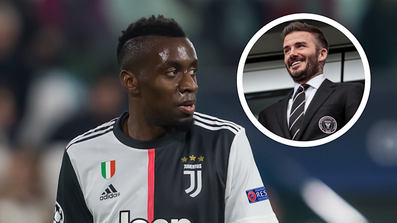 Inter Miami confirm signing of Blaise Matuidi on free transfer after midfielder released by Juventus