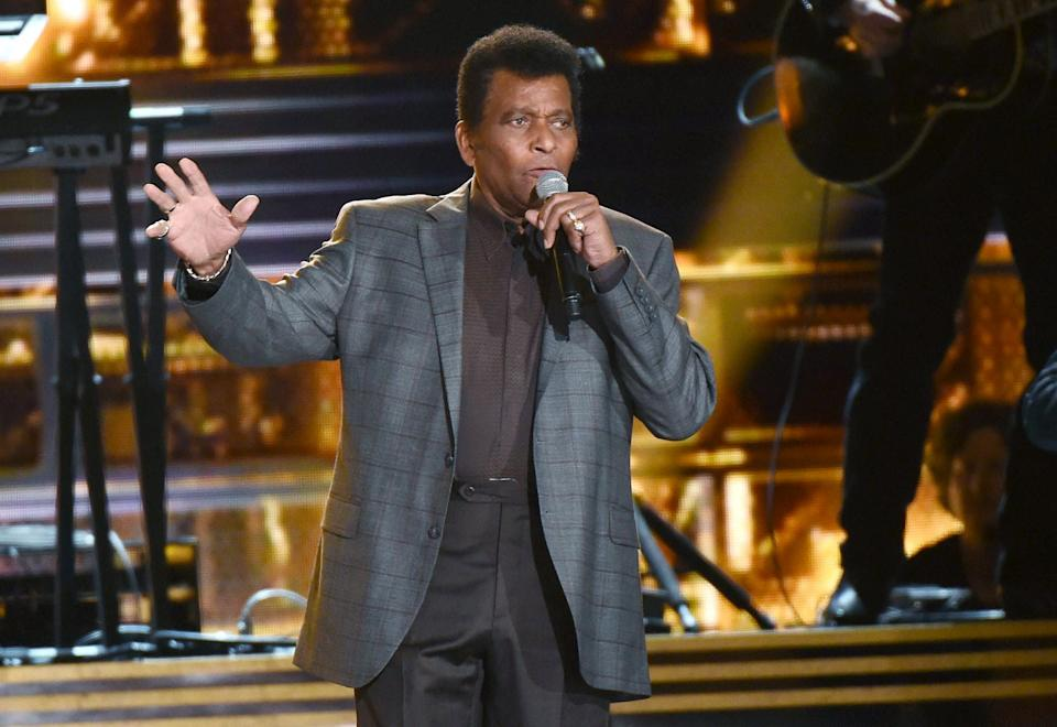 OCT. 13 GRAND OLE OPRY BIRTHDAY BASH CONCERT WITH CHARLEY PRIDE: 3 p.m. Grand Ole Opry, $24-$34, opry.com