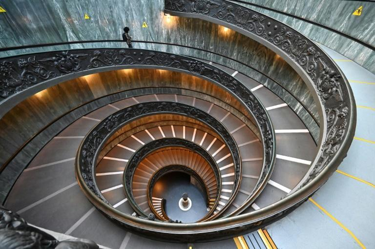 The Vatican Museums had been closed for 88 days due to coronavirus restrictions