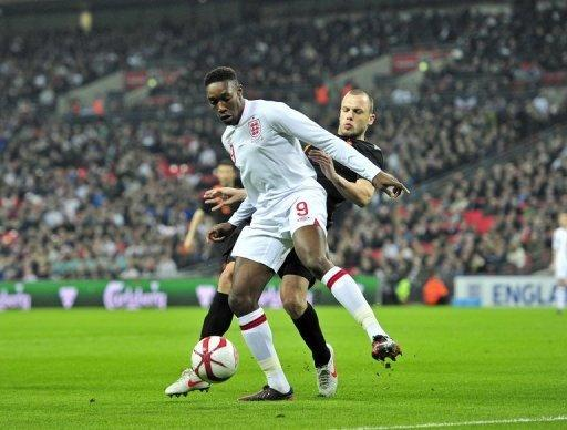 Manchester United's Danny Welbeck has been passed fit to play at Euro 2012