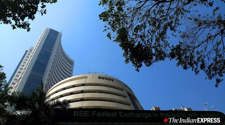 Sensex closing rate, BSE Sensex today, Saudi Aramco attack, World oil prices, Indian Express news