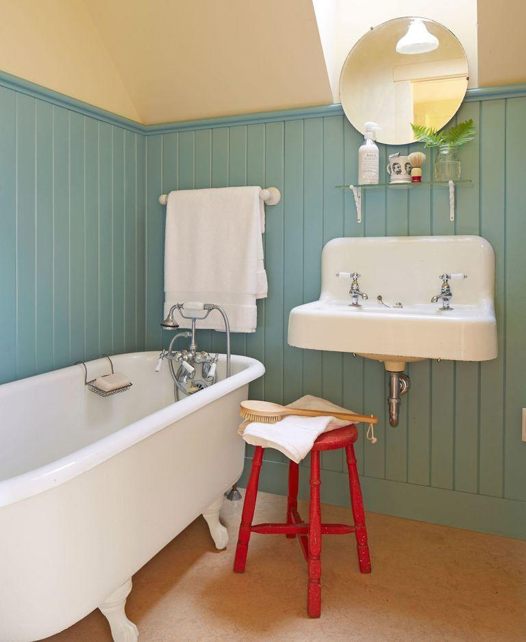 """<p>Ready to redo your kid's bathroom? There are so many creative <a href=""""https://www.countryliving.com/home-design/decorating-ideas/advice/g1369/bathroom-decorating-design-ideas/"""">bathroom decor ideas</a> for making a space not only look cute, but function well for your family for baths, toothbrushing, hair styling, and so much more. When you embark on your kid's bathroom makeover, you'll first want to figure out your budget, which will help you decide the scope of your project. Is this going to be a complete renovation, a simple redo with a few new accessories or somewhere in between? Then, you can make firm plans on cabinetry, layout, tile, <a href=""""https://www.countryliving.com/home-design/color/a30282243/best-bathroom-paint-colors/"""">bathroom paint colors</a>, and more.</p><p>A fun theme can make the bathroom extra appealing for kids. Incorporate the theme into a bath mat, shower curtain, wall decor, and more. A step stool, toothbrush holder, faucet extender, and other accessories can make things easier for little ones and give them more independence. And never forget what every kid's bathroom needs plenty of: storage! Little ones have bath products, toys, colorful towels, and more. Adding extra shelving, baskets, towel bars, and hooks is always a good idea.</p><p>These best kid's bathroom ideas range from sophisticated and stylish to whimsical and fun. But there's one thing they all have in common: They help make things more orderly, organized, and functional for busy families.</p>"""