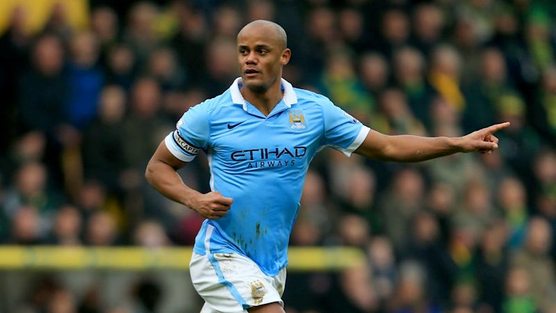 TEAM NEWS: Kompany returns to Man City XI as Sterling drops to the bench at Chelsea