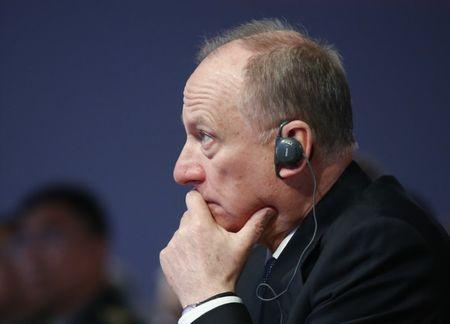 FILE PHOTO - Russia's Security Council Secretary Patrushev attends the Moscow Conference on International Security in Moscow