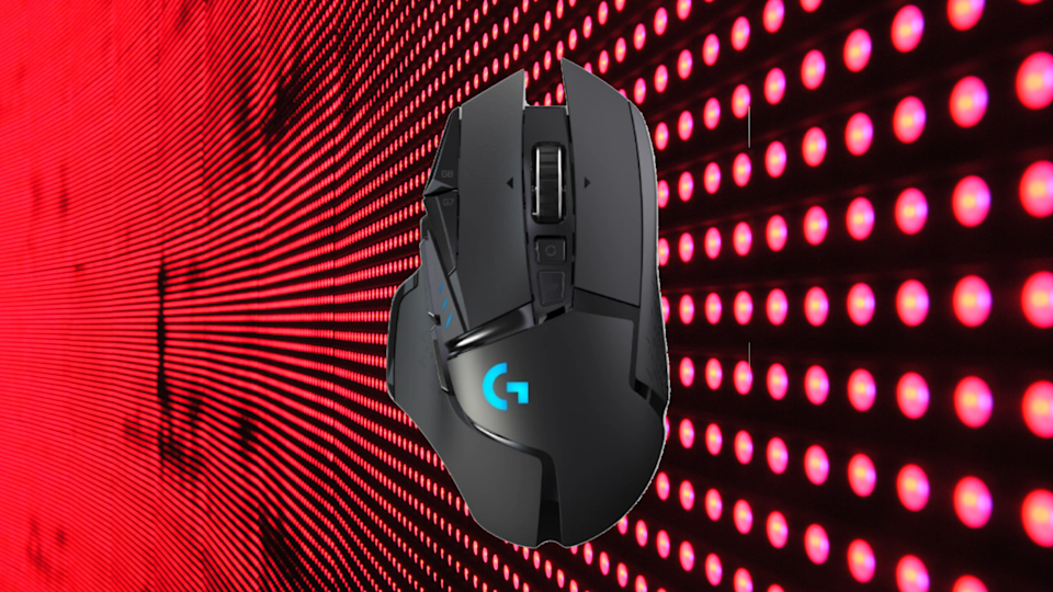 Save $20 on this wireless gaming mouse. (Photo: Logitech)