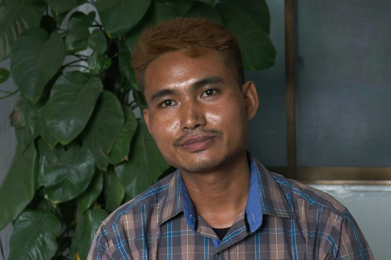 The former soldier said he has felt 'guilty and ashamed since February'