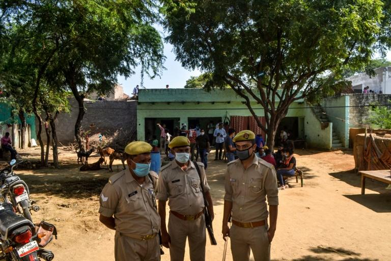 Federal authorities to take over Indian gang-rape investigation