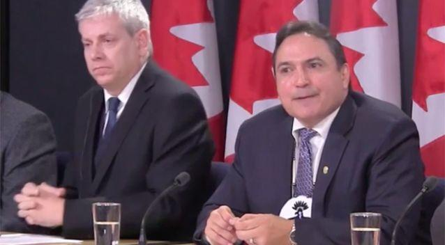 National Chief Perry Bellegarde said the current processes