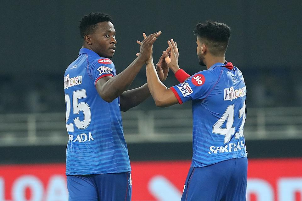 Kagiso Rabada will once again spearhead the pace attack along with compatriot Anrich Nortje.