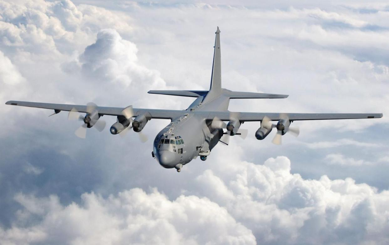 America's New AC-130J Ghostrider Gunship Is a Beast