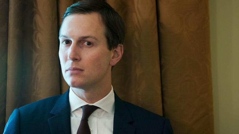 Jared Kushner's Awkward Wait Outside A Locked Door Becomes Perfect 'Veep' Spoof