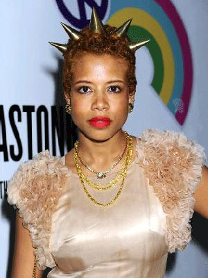 """<p>We know Kelis is bossy, but the songstress is really taking intimidation to new extremes. Spiky hair? That is sooo 90s. <a rel=""""nofollow"""">GALLERY: 7 quick tips to a beautiful body</a></p>"""