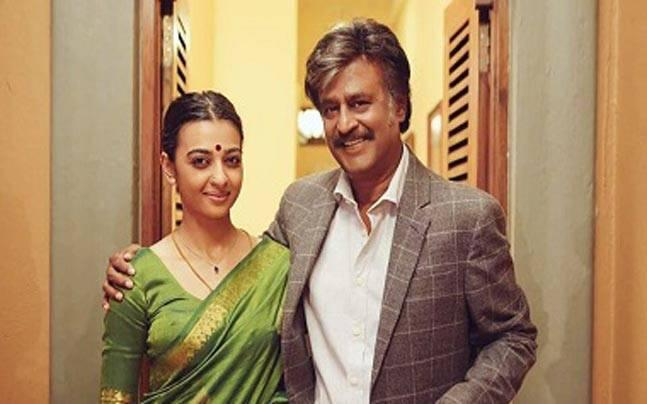 <p>The talented actress, who is known for her acclaimed performances in Parched, Badlapur, Hunterr and the short film Ahalya, played Rajini's wife in his last outing, the 2016 film, Kabali. Unlike many of his other films, Kabali saw Radhika play a prominent role as Rajini's fiery wife, with a strong presence of her own. While the film received mixed reviews from critics, Radhika's performance in it was lauded. </p>