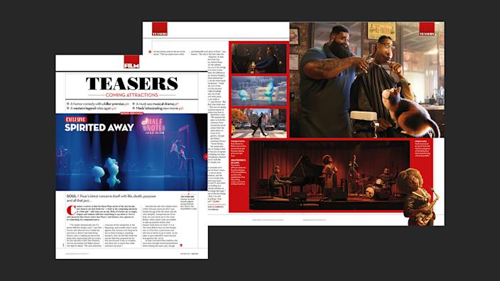 Total Film's Soul feature