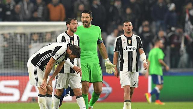 <p><strong>Because they don't look solid enough to beat the biggest teams</strong></p> <br><p>Juventus haven't really had complicated games to play in the Champions League so far this season. Yet, they didn't really dominate all their games either, far from it. </p> <br><p>They got out of their group in the first position with 14 points, but it was not as easy as their group suggested. Two draws against Lyon (1-1) and Sevilla (0-0), and only one victory by more than two goals against Dinamo Zagreb (4-0). </p> <br><p>So yeah, it's effective. But is it enough?</p>