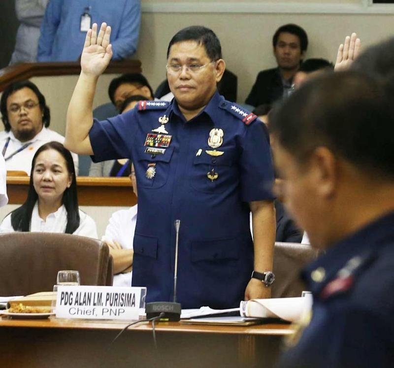 'Purisima Can't Cite Executive Privilege'