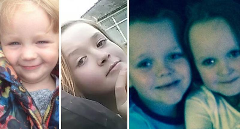 Salford fire: Four kids 'murdered over older brother's feud with arsonist thug'