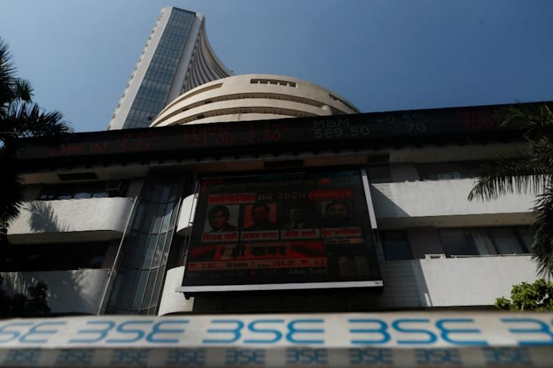 Shrugging off Pandemic Concerns, Sensex Soars 399 Points; Nifty Tops 11,000-level