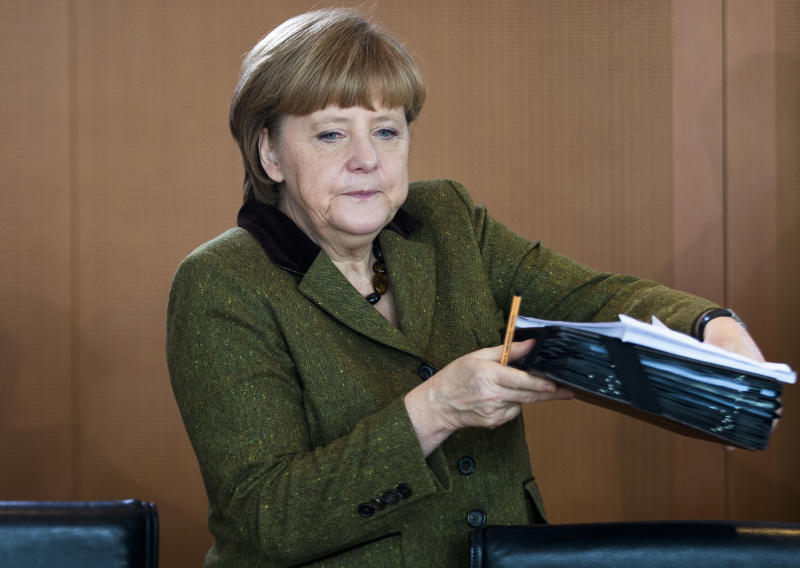 German gov't: no new borrowing from 2015