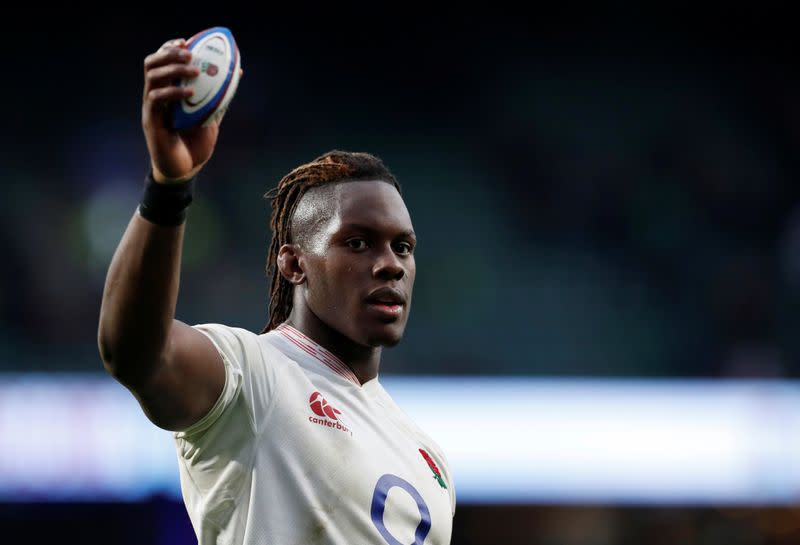 England's Itoje says banning 'Swing Low, Sweet Chariot' not the answer