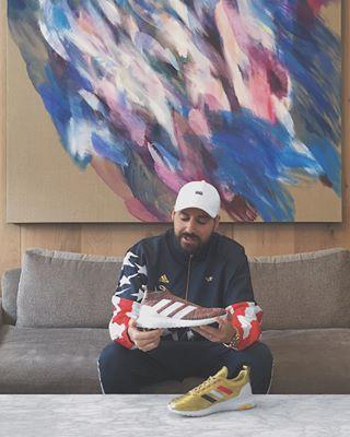 Ronnie Fieg Teases New Adidas Soccer Collab Just in Time for the ... 82ada328f