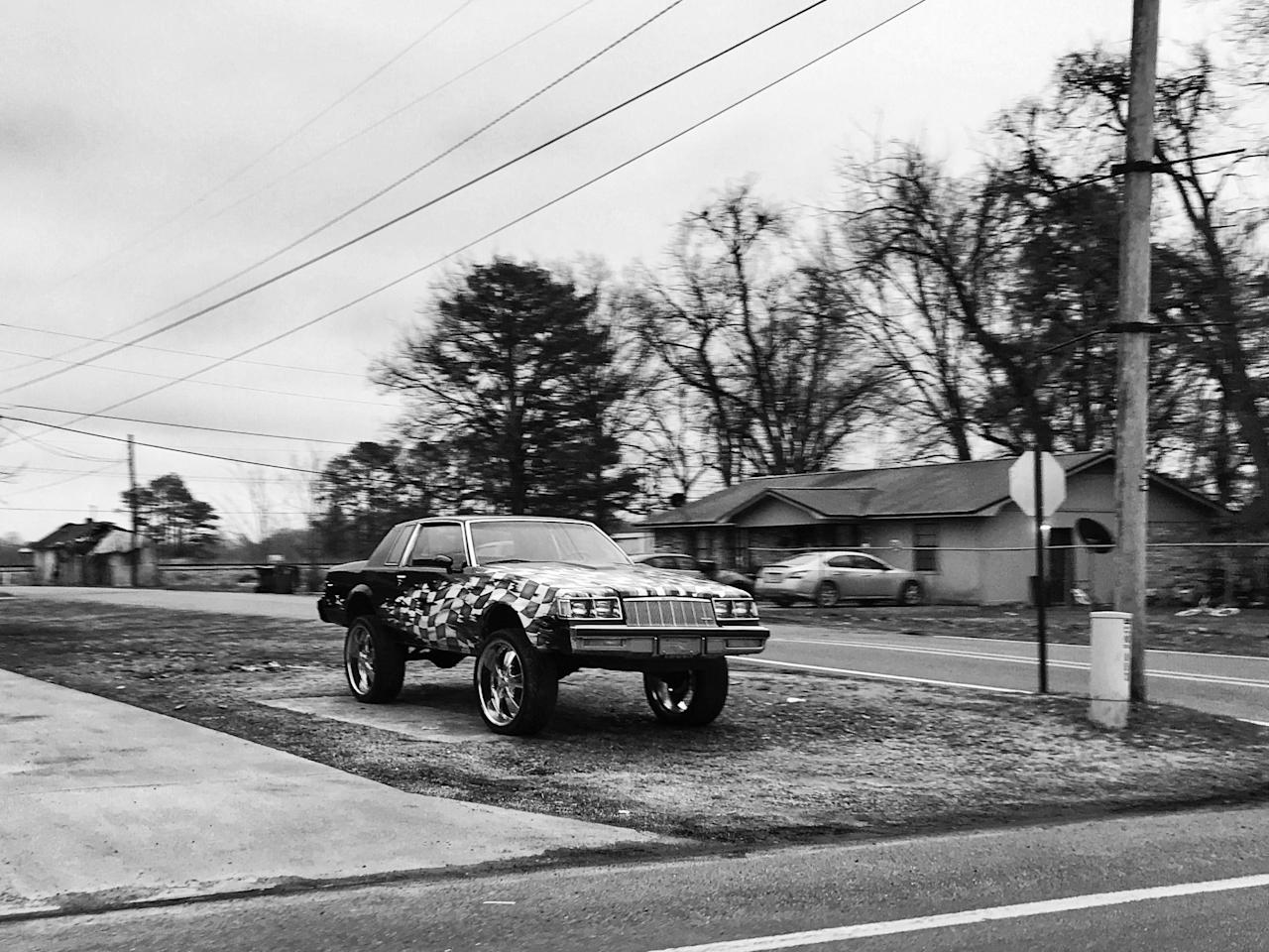 <p>Martin Luther King, Jr., picked Marks, Miss., the poorest community in the country, as the launch site of his Poor People's Campaign in 1968. (Photo: Holly Bailey/Yahoo News) </p>