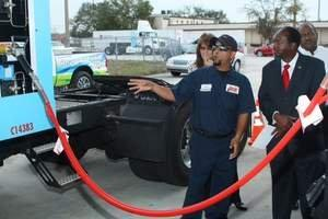 Ribbon-Cutting Ceremony Held to Celebrate New Public CNG Station in Orlando, Fla.