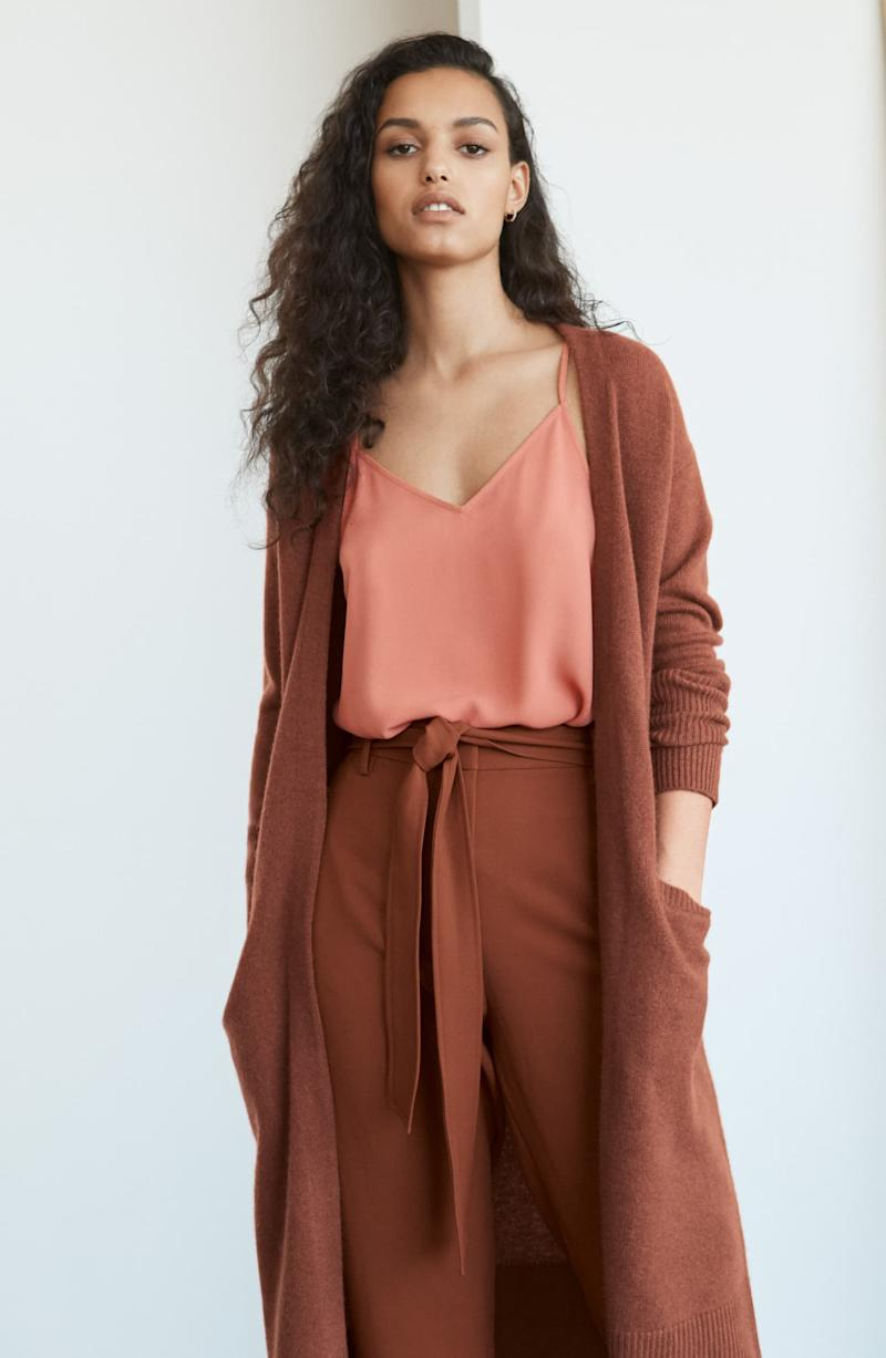 Save 50% on cardigans with Nordstrom's Daily Deal flash sale. Image via Nordstrom.