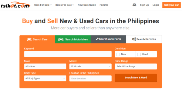where to buy used cars philippines - tsikot