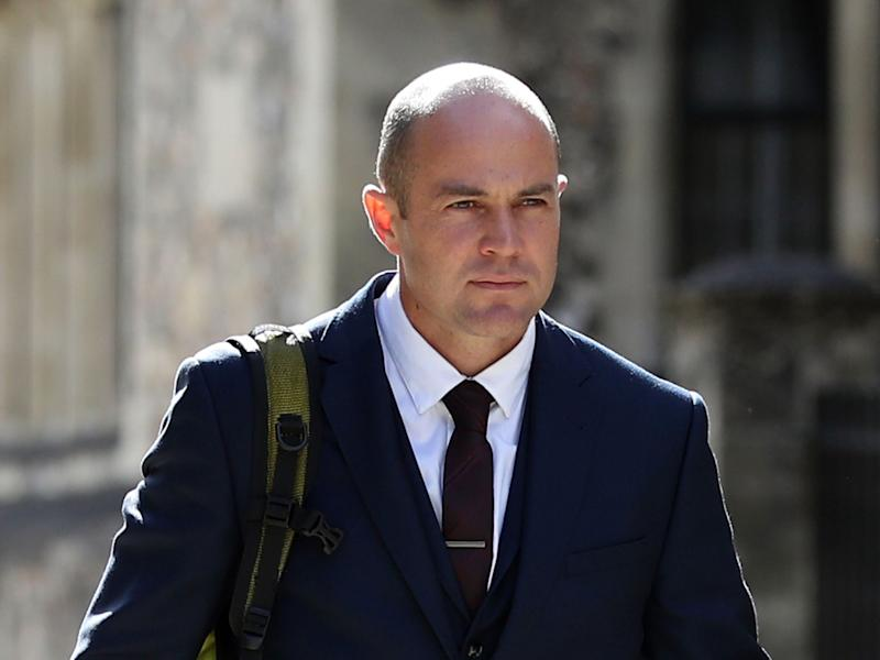 Emile Cilliers is accused of attempting to murder his wife: PA