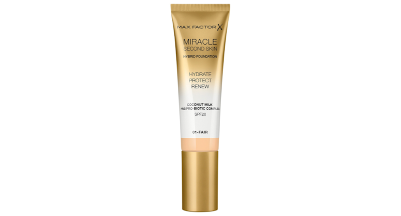 Max Factor Miracle Second Skin Tint