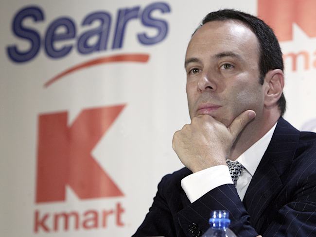 Eddie Lampert Sears