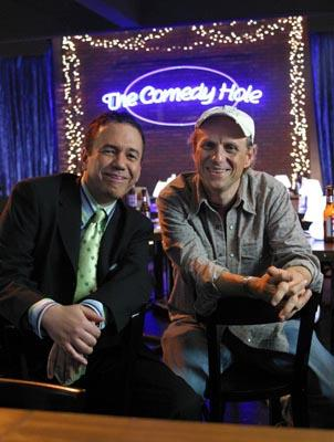"Gilbert Gottfried and Bobcat Goldthwait CBS' ""CSI: Crime Scene Investigation"" <a href=""/baselineshow/4663366"">CSI: Crime Scene Investigation</a>"