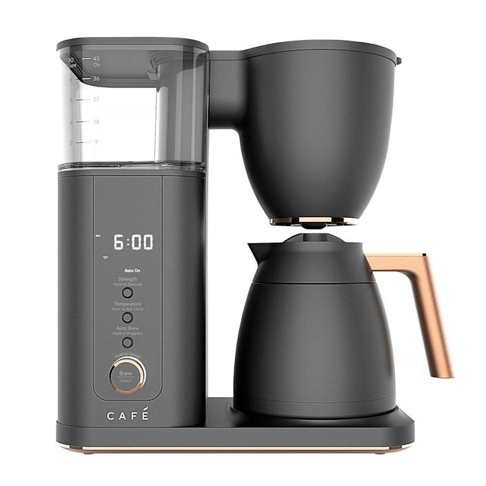 CAFÉ Appliances Specialty Drip Coffee Maker; $388. cafeappliances.com