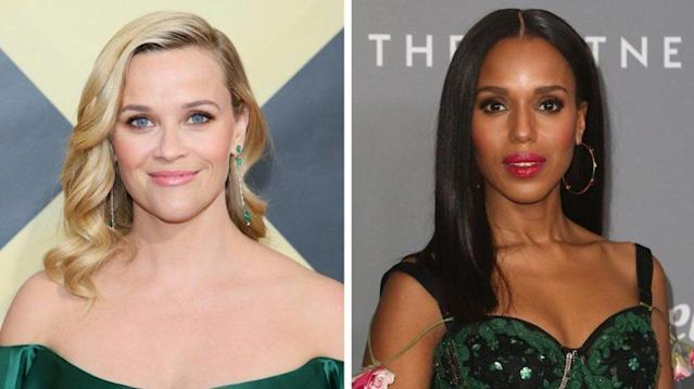 Reese Witherspoon And Kerry Washington Are Bringing 'Little Fires Everywhere' To Life