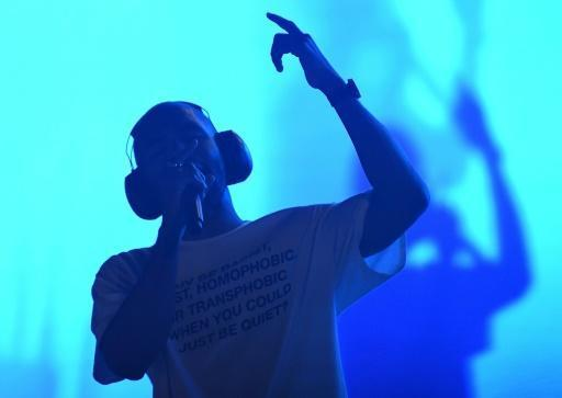 Frank Ocean, gentle R&B voice, finds live intimacy at NY festival