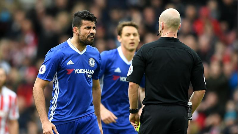 Costa showed great discipline, says Conte