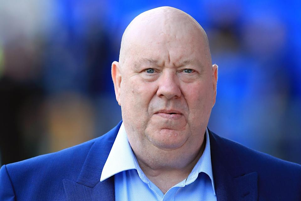 <p>Mayor of Liverpool Joe Anderson </p> (PA)