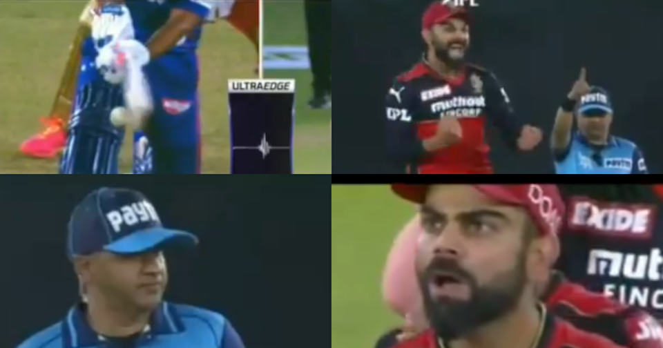 IPL, Watch: Virat Kohli Left In Shock After Rishabh Pant Successfully Reviews An LBW Decision