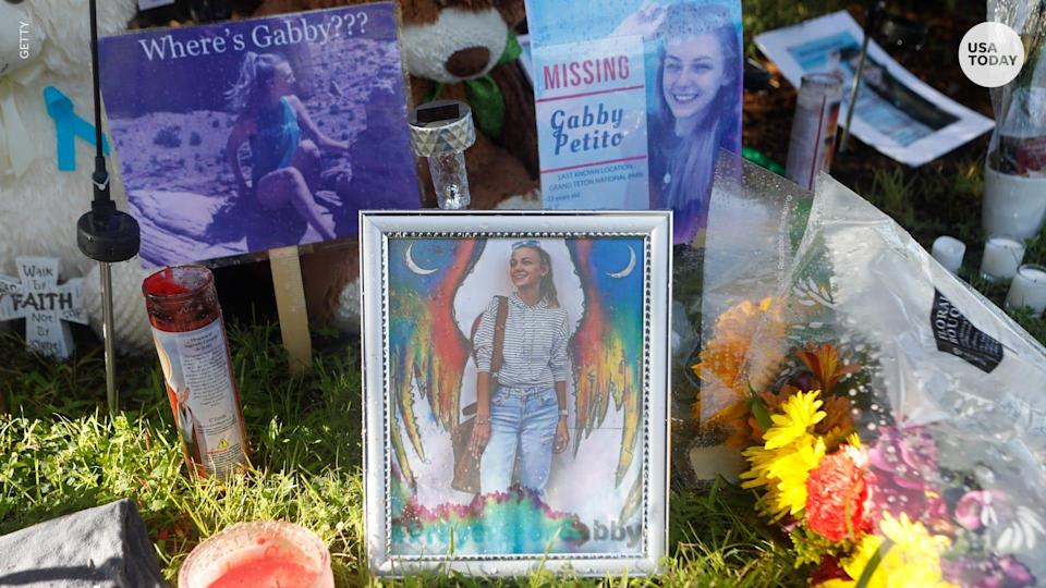 Gabby Petito's family announced they're setting up a foundation to help find missing persons.