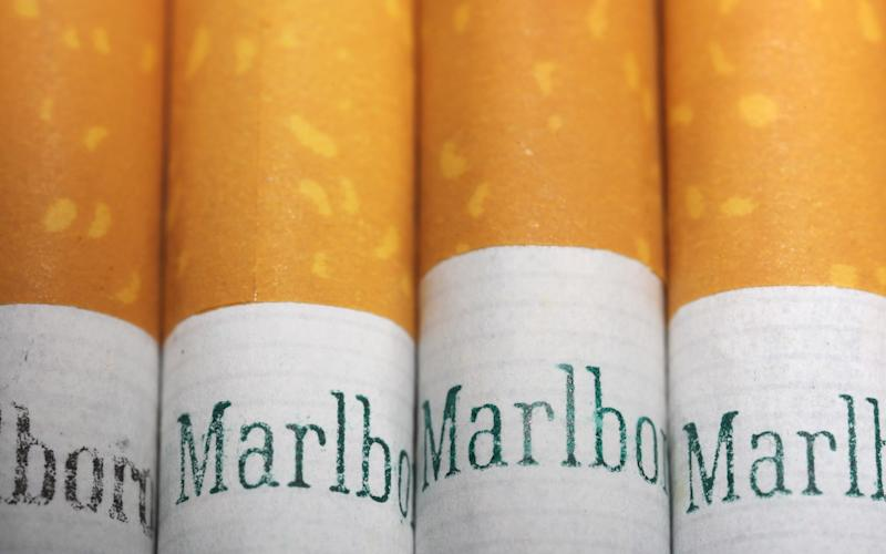 Philip Morris which owns Marlboro wants its cigarettes to be taxed more