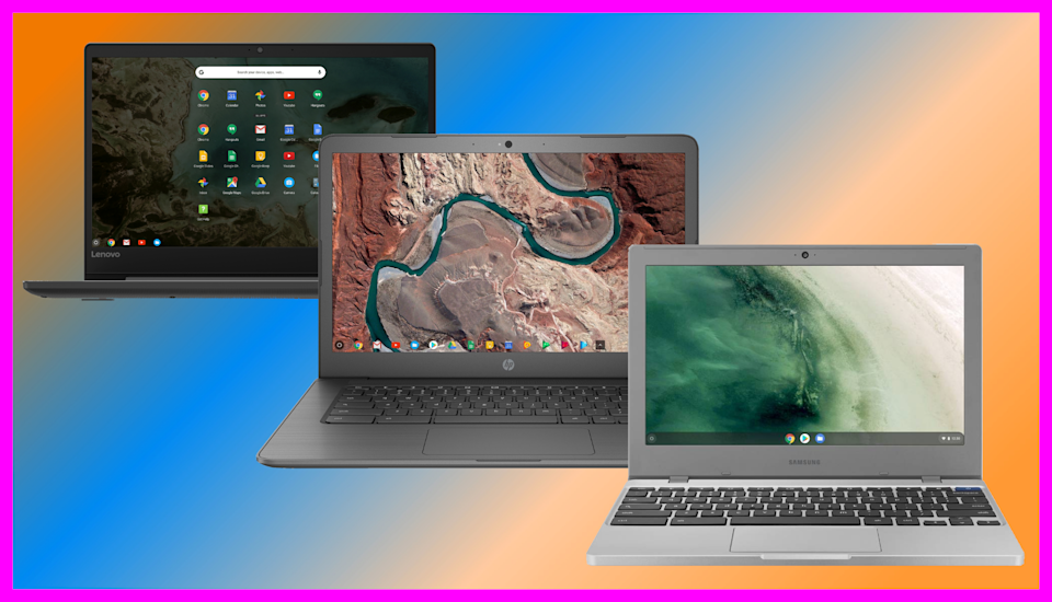 The best Chromebooks under $250 are here! (Photo: Walmart)