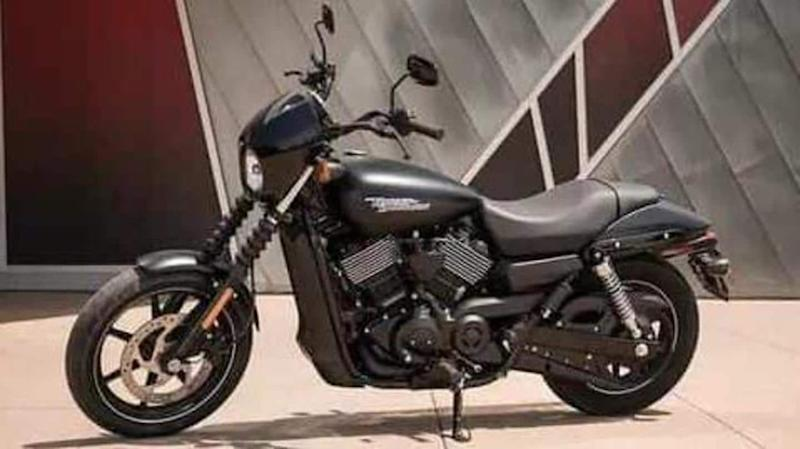 Harley-Davidson Street 750 motorcycle becomes cheaper in India