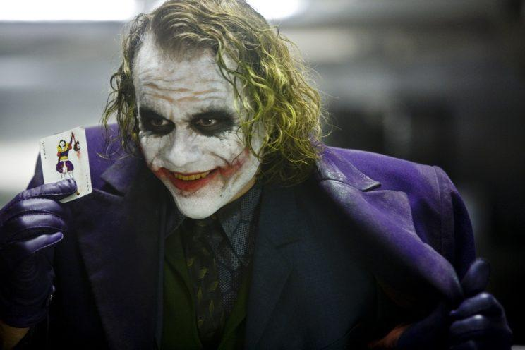 Ledger... wanted to play The Joker again - Credit: Warner Bros