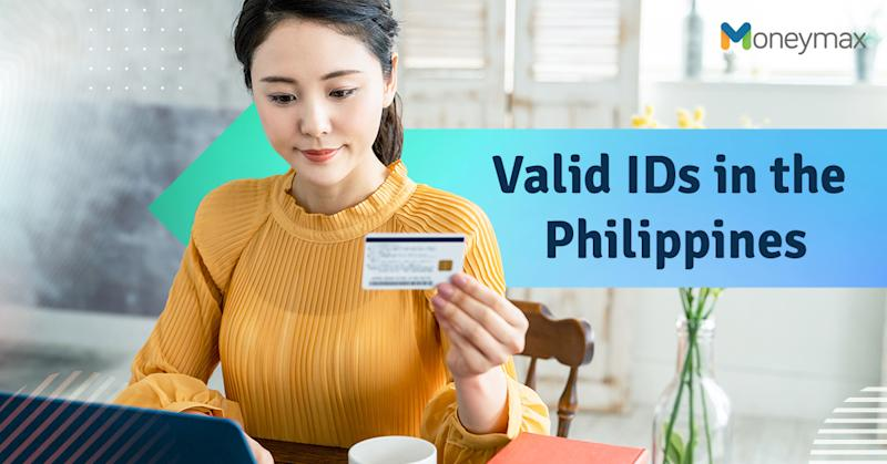 Valid IDs in the Philippines | Moneymax