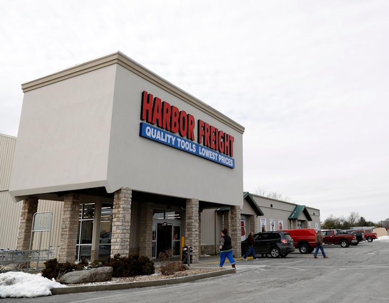 Harbor Freight is recalling more jack stands.