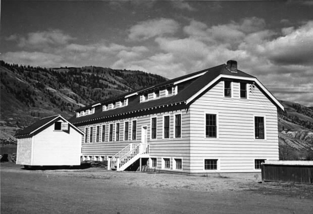 The Sisters of St. Ann taught at the Kamloops Indian Residential School established in 1890, part of a Canada-wide school system blamed for committing cultural genocide against Indigenous children.